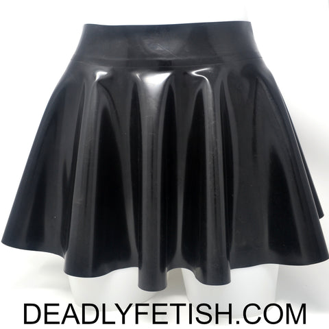 Deadly Fetish Instock Latex: Skirt #07