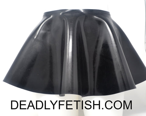 Deadly Fetish Instock Latex: Skirt #12