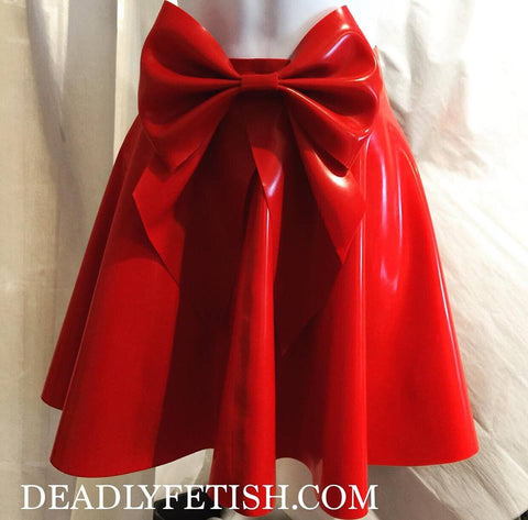 Deadly Fetish Instock Latex: Skirt #11