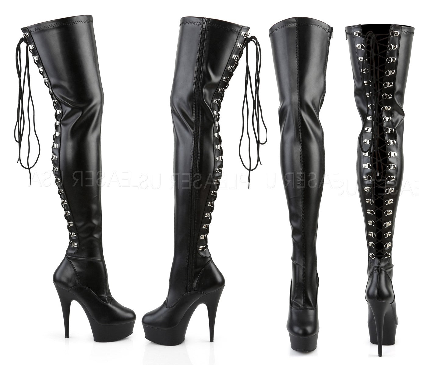 Delight Thigh High Boot