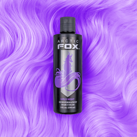 Arctic Fox Hair Dye - Girls Night