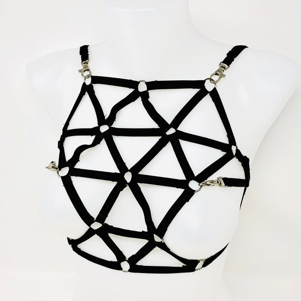 Elastic Lattice Harness
