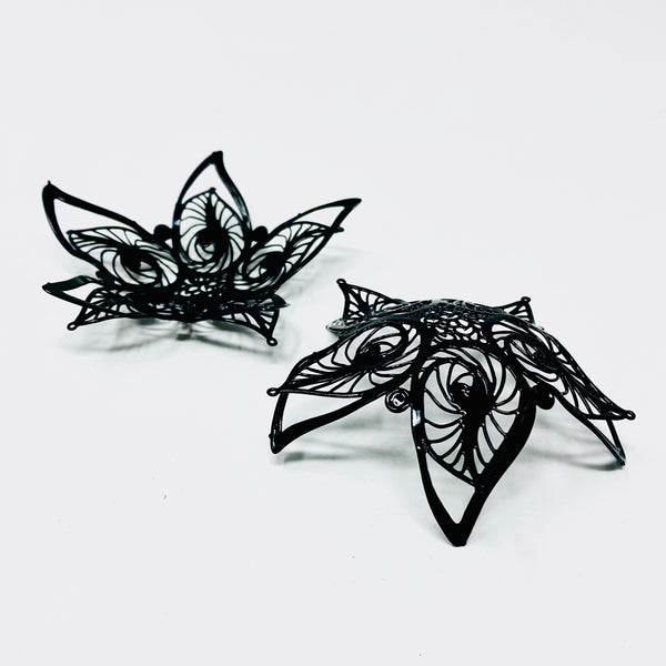 Metal Lotus Pasties
