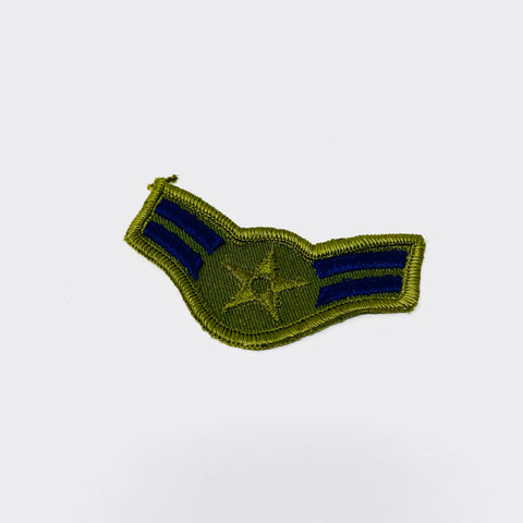 Military Ranks Patch