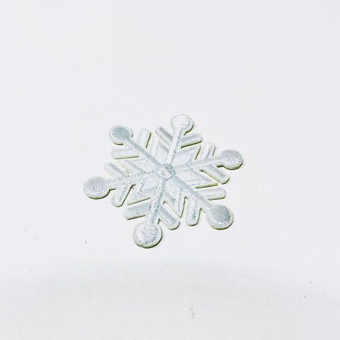 Snowflakes Patch