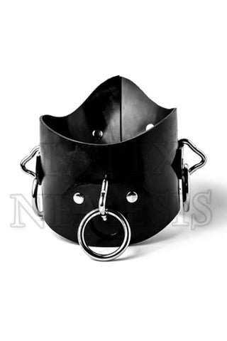 Latex Nemesis Posture Collar
