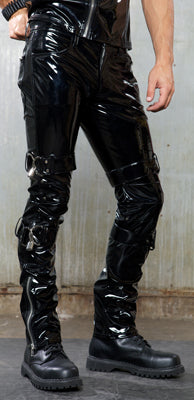 PVC Heavy Bondage Pants