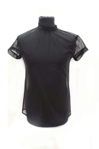 Short Sleeve Mesh T-Shirt