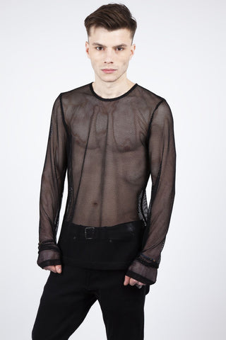 Nasty Net Mesh Top
