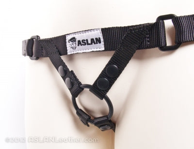 Simple Strap On Harness