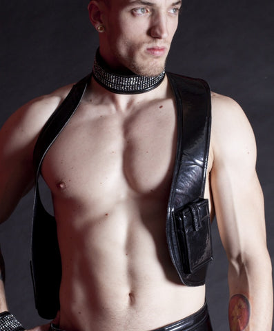 PVC Holster Vest Harness
