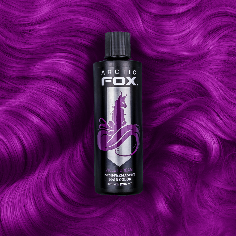 Arctic Fox Hair Dye - Violet Dream