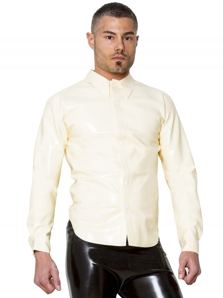 Smart Latex Dress Shirt
