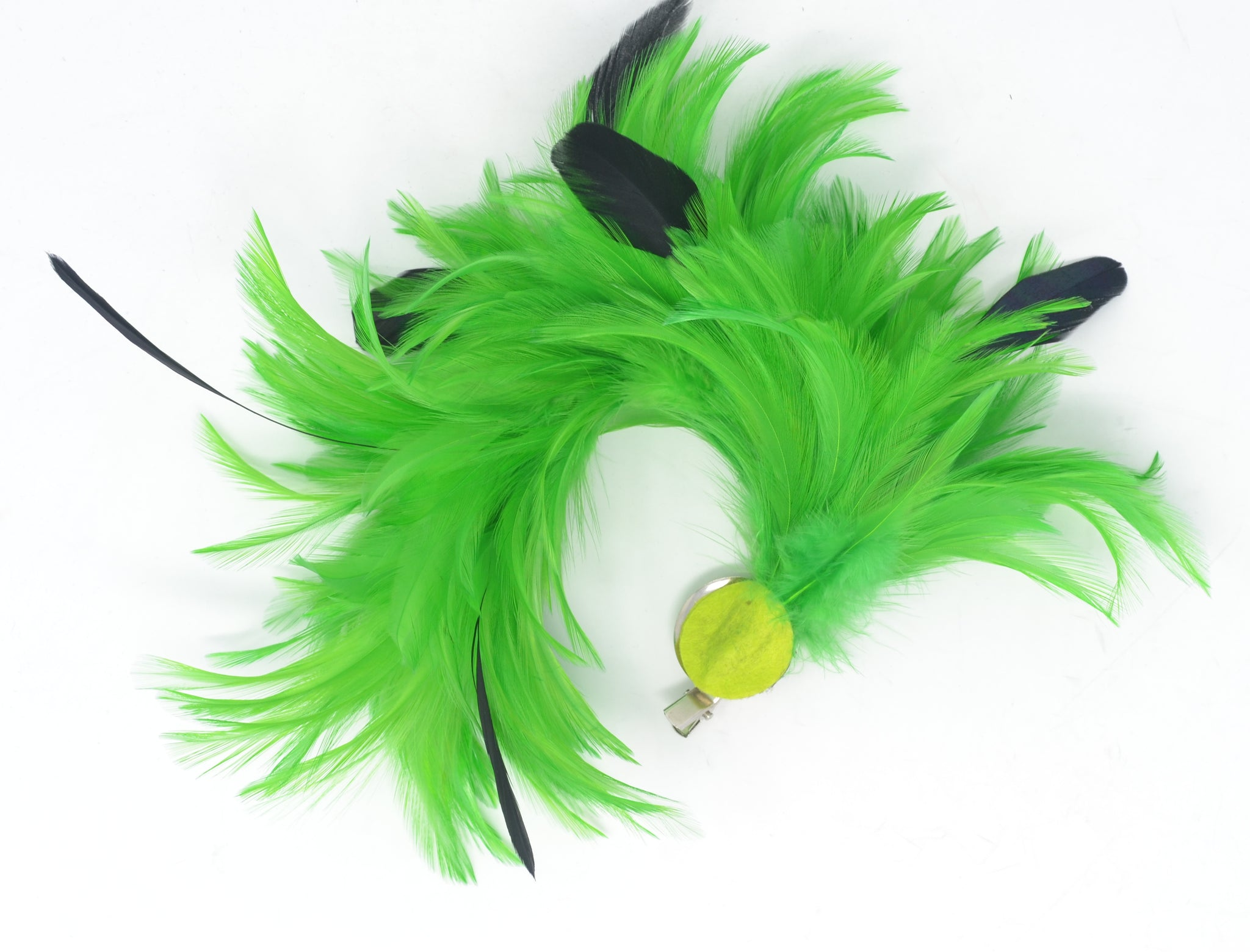 Deluxe Feather Brooch/Hairclip