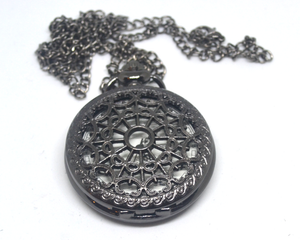 Lacy Pocket Watch