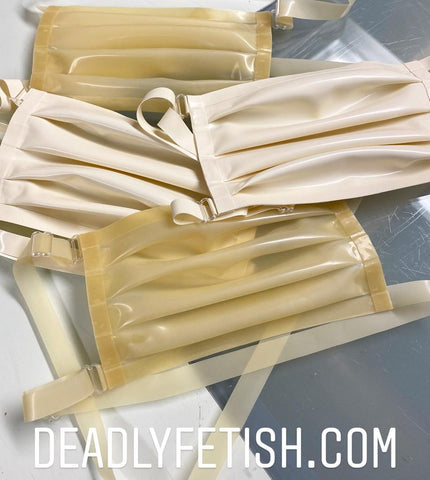 Deadly fetish Made-to-Measure Latex: Surgical Mask