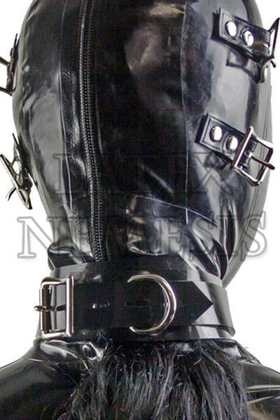 Latex Nemesis Basic Collar
