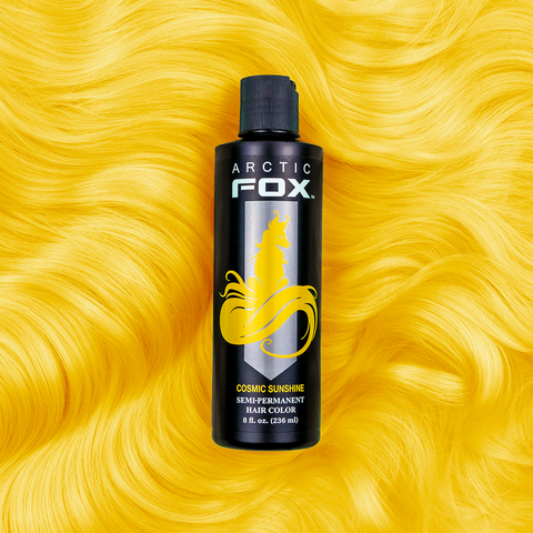Arctic Fox Hair Dye - Cosmic Sunshine