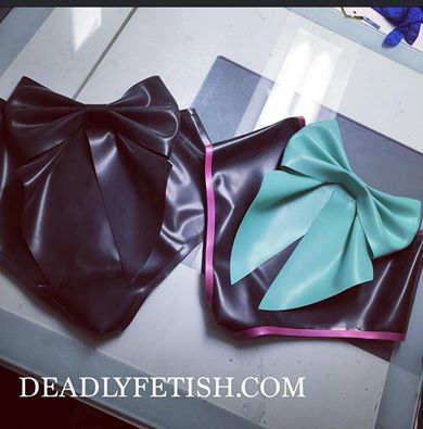 Deadly Fetish Instock Latex: Underwear #4