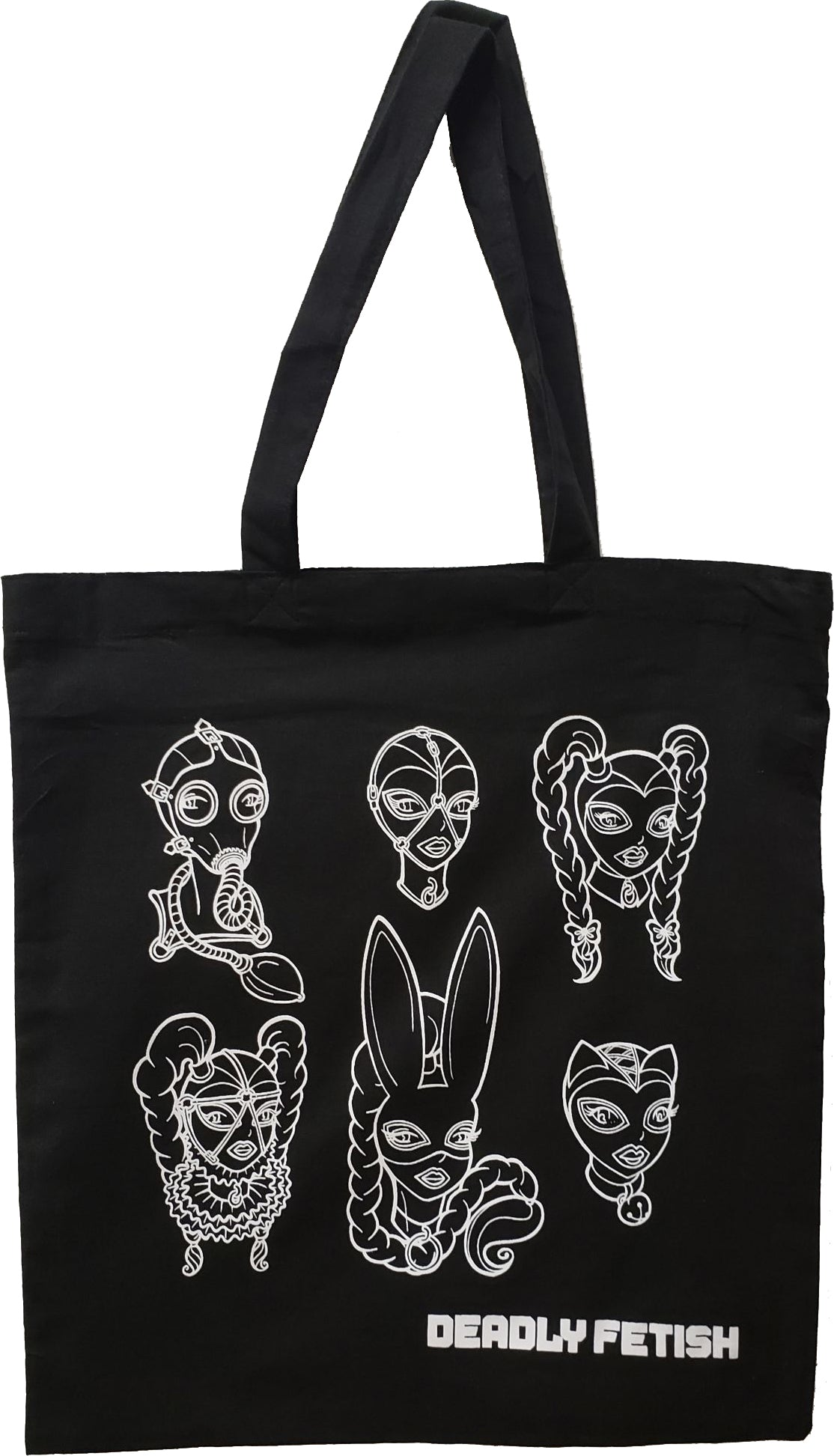 Deadly Fetish Tote Bag