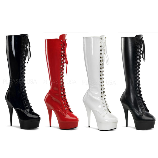 Delight Knee High Boot