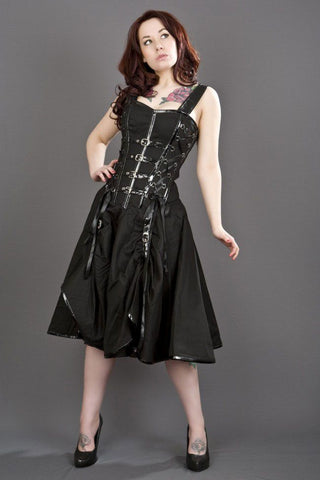 Dominatrix Corset Dress