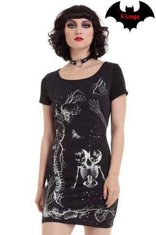 Death T-Shirt Dress