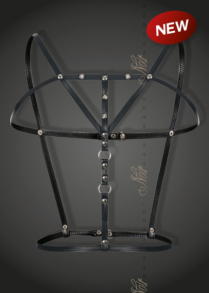 Matte Wetlook Harness