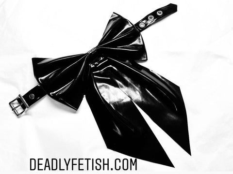 Deadly Fetish Made-To-Order Latex: Collar #09