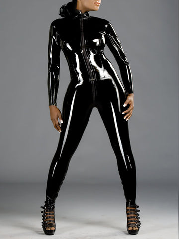 Ladies Latex Leggings