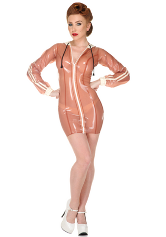 Latex Bianca Dress