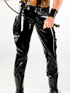Men's Latex Jodhpur Pants