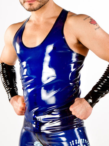 Men's Latex Tank Top