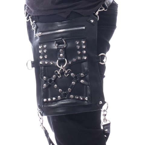 Spike Pocket Belt