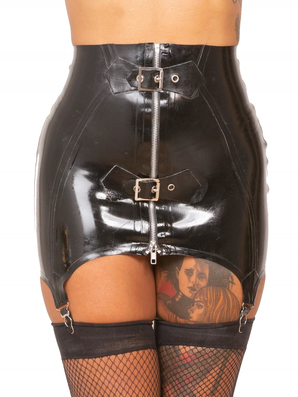 Fetisimo Latex Girdle