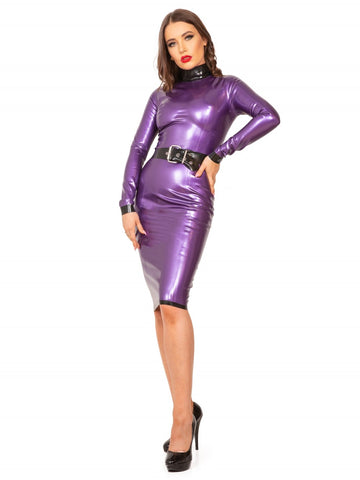 Incognito Latex Dress