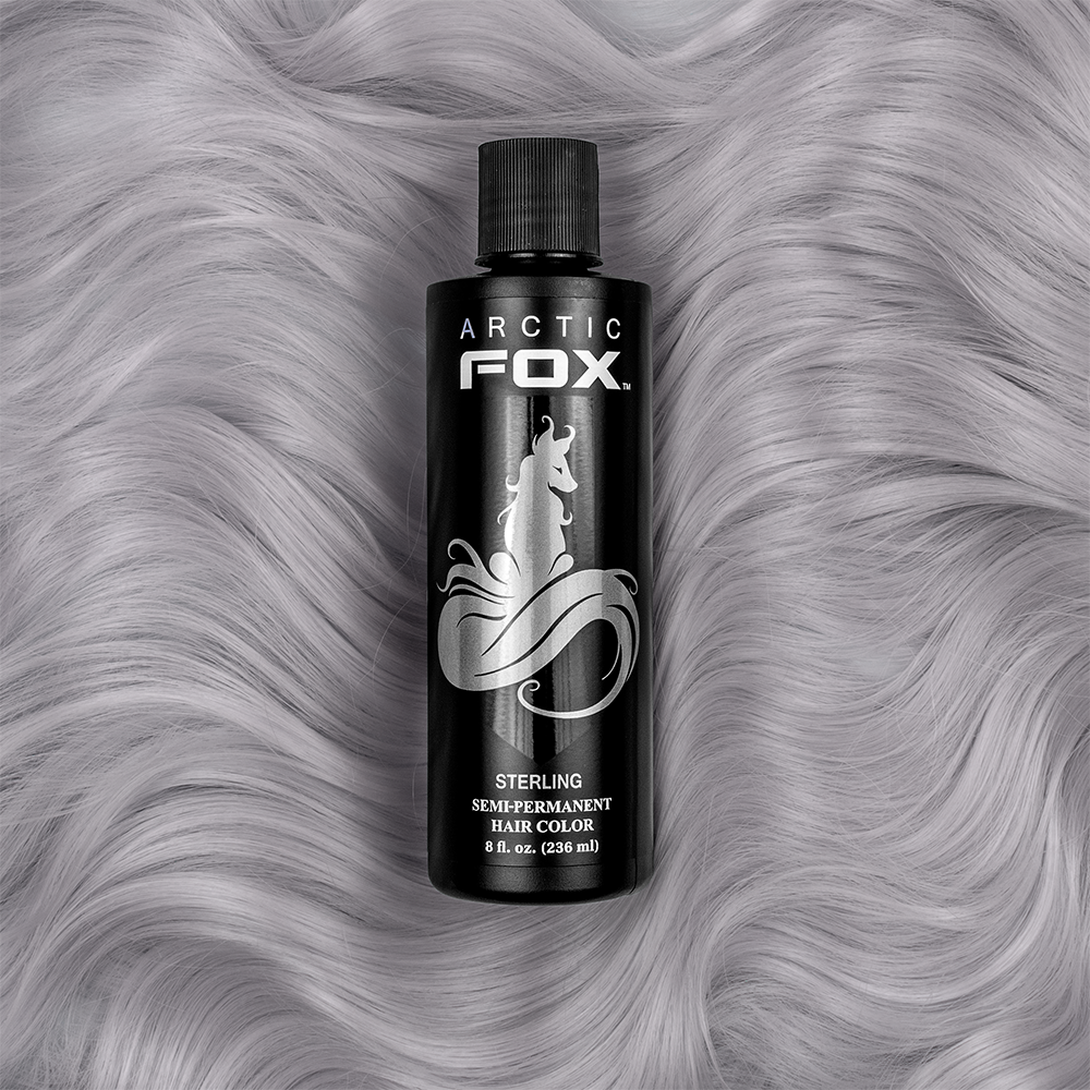 Arctic Fox Hair Dye - Sterling