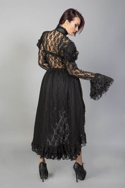 Valentina Lace Jacket