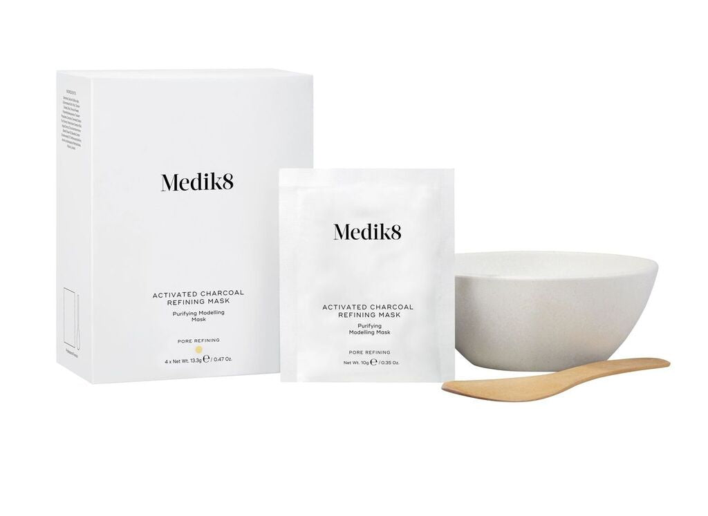 Medik8 Activated Charcoal Refining Mask Starter Kit