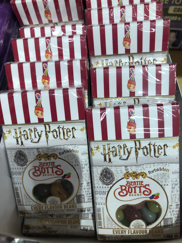 Harry Potter Bertie Botts