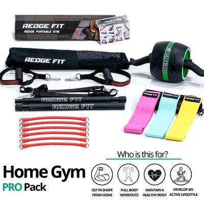 Home Gym Pro Pack