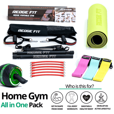 Home Gym All in One pack