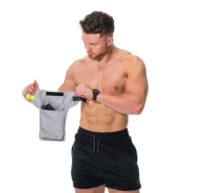 Man modeling the Redge Fit Capsule Available at https://www.getredge.com/products/redge-fit-capsule