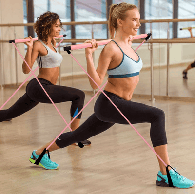 toning bar exercises