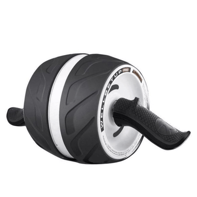 Redge Fit Rebound Ab Roller is an improved ab wheel roller that targets more muscles than the traditional one. It is essential for at-home gym equipment that you must have to have a home workout for your core muscles. It is more versatile as it supports multi-angle routines. It has a non-slip rubber handle and a wide wheel that grips on any surface. Available at https://www.getredge.com/products/redge-fit-rebound-ab-roller
