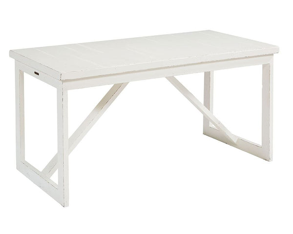White Drawing Table