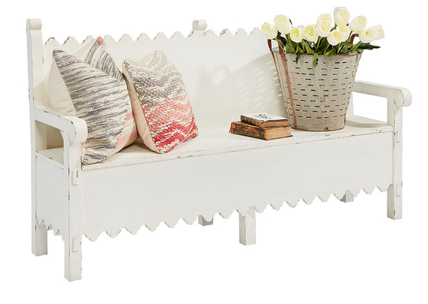 Scallop Bench