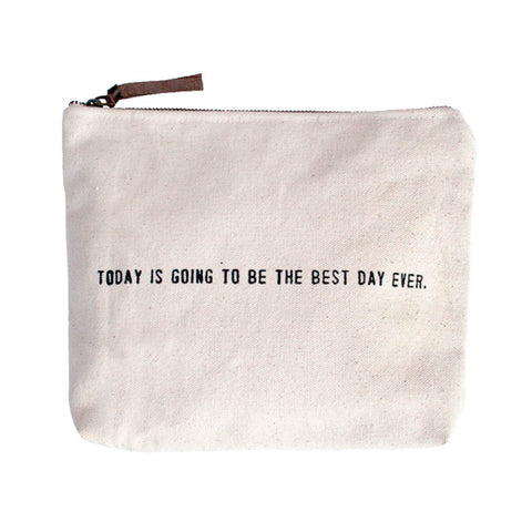Best Day Ever Canvas Bag