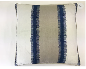 Hampton Navy Pillow
