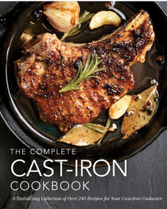 The Complete Cast Iron Cookbook